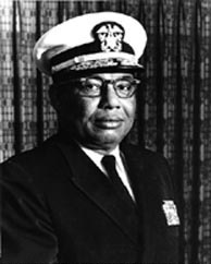 Captain Samuel L. Gravely, Jr.