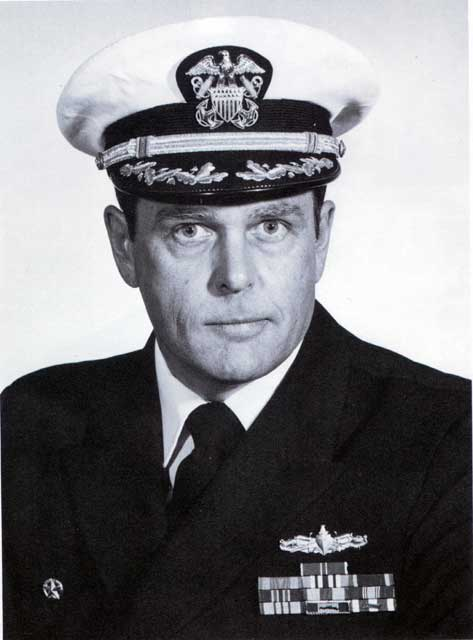 Captain William E. Poling